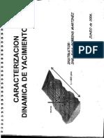 Caracterizacion Dinamica de Yacimientos