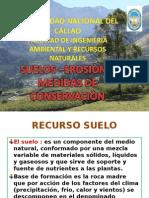 Conservaciòn de Suelos 2014