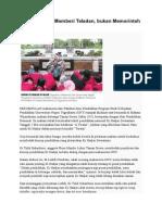 Artikel Pilihan Media Indonesia Minggu 3 Mei 2015