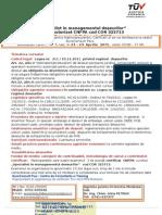 Specialist in Managementul Deseurilor (1)