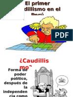 caudillismo peruano