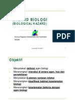 Biology Hazard