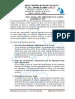 Informe de Gestiones Desde Julio a Diciembre 2009