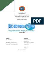 Unidad  V Tema 1 PLC(ICI)