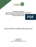 RAG DEZ 2012 Atualizado Junho 2014 Comite de Ensino