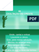 60 - Exultacao Do Crente