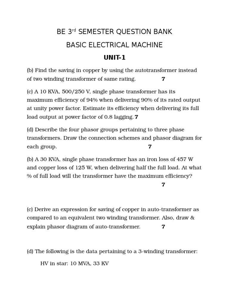 Luxury Simple Single Phase Transformer Wiring Diagram Ideas - Simple ...