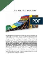 Produse Si Servicii Bancare