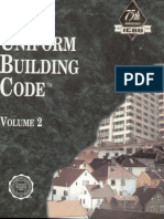 1997 Uniform Building Code Volume - 2
