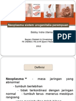 Neoplasma Sistem Urogenital