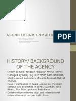 Al-kindi Library Kptm Alor Setar
