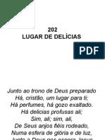 202 - Lugar de Delícias