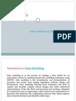 Live Data Modeling Training
