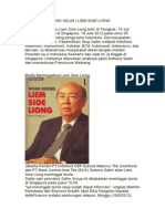 Biografi Sudono Salim