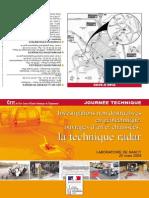 Radar Geotechnique