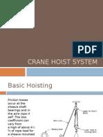 Hoisting Crane System