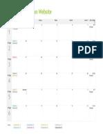 Form Agenda Project