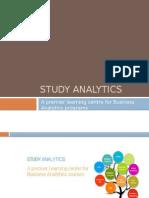 Study Analytics