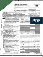 1998 Form 990-PF JonBenet Ramsey Foundation