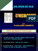 EXAMEN GYNECOLOGIQUE 11