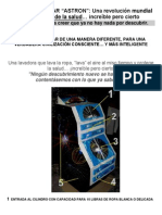 119 Lavadora Solar Astrom