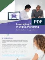 Leveraging Psychology in Digital Marketing