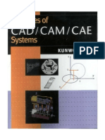 Principles of CAD CAM CAE