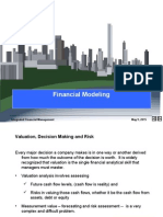 Presentation on Financial Modeling