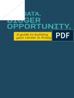Careers in Analytics eBook Great Lakes Insitute of Management