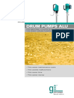 045 Drum Pumps Alu E 2014