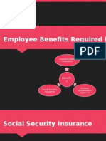 Presentation HRM - Benefit Packages