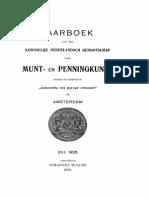 Nederlandsche proefmunten van 1800 / [A.O. van Kerkwijk]