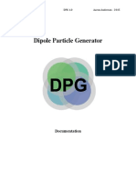 Dipole Particle Generator