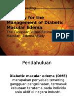 Diabetic macular degeneration