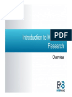 introductiontomarketingresearch-110707045721-phpapp01
