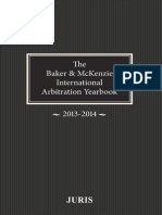 2013-2014 Korea_B&M International Arbitration Yearbook
