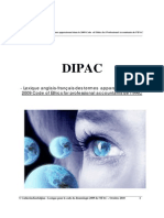 Lexique Anglais-français Du Code de Déontologie de L_'IFAC Décembre 2009