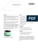 Datasheet AEAT-6600