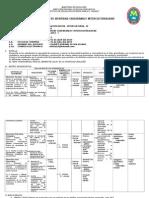 Estructura de Silabo 2014-Identidad Ciudadania III