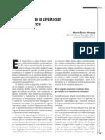 BUENO MENDOZA, A. 2012. Los Orígenes de La Civilización en Latinoamérica