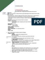 Praktikum Anatomi Blok Traumatologi 2015
