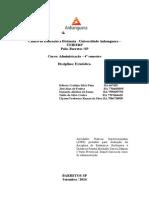 ATPS Estatistica