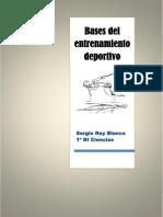 Bases Del Entrenamiento Deportivo