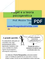 Piaget e a teoria psicogenética.ppt