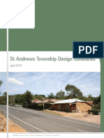 St Andrews Town Centre Design Guidelines Final April 2102