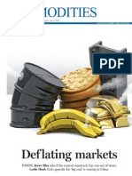 FT Special Report on Commodities