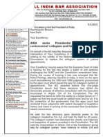 Aiba Reference Collegium System