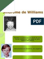 Sindrome de Williams