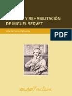 Proceso y Rehabilitacion de Miguel Servet