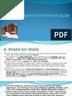 6.Tokoh-Tokoh Pemimpin Muslim